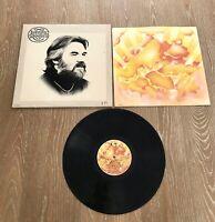 KENNY ROGERS SELF TITLED LP VINTAGE VINYL RECORD ALBUM