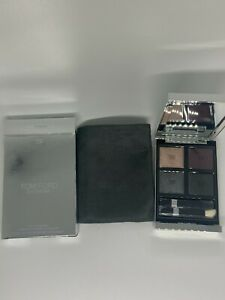 NIB! Tom Ford Extreme Eyeshadow Palette in 01 Badass use wet for a liner GORG!