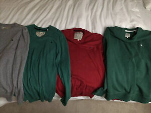 Jack Wills Mens Jumpers Small Bundle