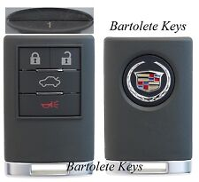 OEM Fob Keyless Entry Remote #1 for 2009 Cadillac STS (Regular Ignition Models)