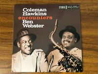 Coleman Hawkins encounters Ben Webster 180g Verve Vinyl LP