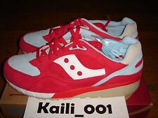 PYS x Saucony Shadow 6000 SIZE 12 BLUE APPLE S70099-1 RED BLUE WEST B