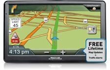 Magellan Roadmate 9612T-LM 7-Inch Touchscreen GPS Navigation System Bundle