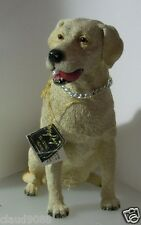 "CONVERSATION CONCEPTS   MY DOG ""LABRADOR RETRIEVER YELLOW""  DFL24B NEW & BOXED"