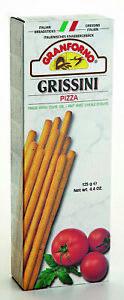 Granforno Grissini Pizza mit Olivenölrezeptur 125g 12er Pack