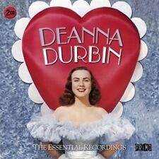 Deanna Durbin - The Essential Recordings (NEW 2CD)
