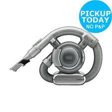Black & Decker PD1820L Flexi Cordless Handheld Vacuum Cleaner - Silver.