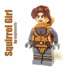 LEGO Custom - Squirrel Girl - Marvel Super heroes rogue jean gray x-men Classic