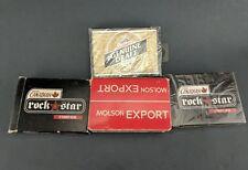 Molson Canadian Labatt Genuine Draft Molson Export Rockstar Playing Cards
