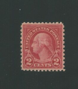 United States Postage Stamp #579 MNH VF PF Certified