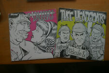 New listing Lot of 45 Vinyl Thee Headcoats Hatred Ridicule The Daggers Kiss tha Girl NM COOP