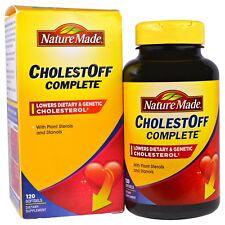 Nature Made CholestOff Complete 120 Softgels