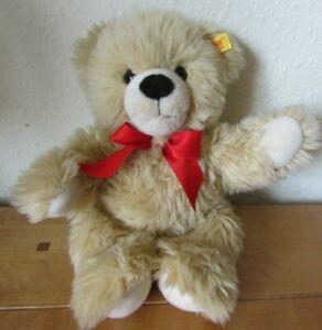 FAB STEIFF COSY FRIENDS BLONDE BOBBY TEDDY BEAR WITH TAGS - 013768