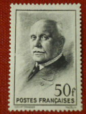 France 1942 50fr Petain  vf MINT hinged SG 746