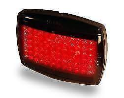 "ORION BT101 - LED RED ""FLATLINE"" STOP/TAIL LAMP - Same Narva 876 Series"