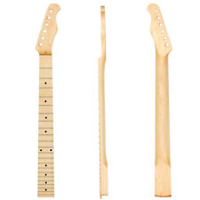 Electric Guitar Neck For TL Parts Replacement Finish Maple Wood 22 Fret