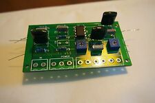 Line-level Active 3-way Crossover Filter Kit only DIY Audiophile
