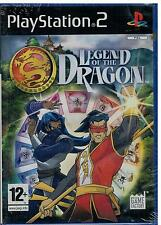 Legend of the Dragon (PS2 Nuevo)