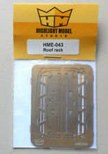 ROOF RACK 1:24 1:25 HIGHLIGHT MODEL CAR MODEL PART 43