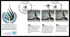 Nations Unies (Série les droits de l'homme) 1989 FDC - 2