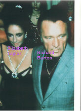 ELIZABETH LIZ TAYLOR BULGARI SAPPHIRE & DIAMOND NECKLACE RICHARD BURTON PHOTO B