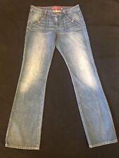 b5520e5f6819d8 Blue 100% Cotton BIG STAR Jeans for Women for sale | eBay