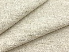 Groundworks Textured Chenille Upholstery Fabric Tinge Ivory 6.75 yd Gwf-3720.101