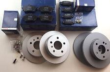 Bosch Bremsen Kit vorne + hinten Bremsbeläge und Bremssscheiben W169 A 180 CDI