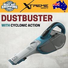 Black & Decker 21.6WH Lithuim Ion Dustbuster w/ Cyclonic Action Handheld Vacuum