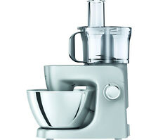 KENWOOD Multione KHH321SI St& Mixer Dishwasher-safe parts 7 accessories Silver