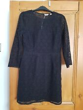 Jack wills black dress new with tags size 10