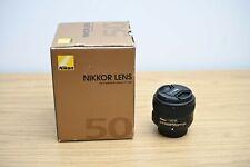 Nikkor Nikon AF-S 50mm f/1.8 G