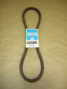 Dayco 30500 Belt    Allis Chalmers 6da ,D262 , Vintage  Buick, Chrysler, Packard