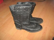 BOTTINES CABLE 41 COM -  CLOUS ORIGINALES -  SUPERBE ETAT - CONFORT - A VOIR