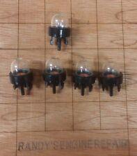 String Trimmer Lot of (5) Walbro Snap in Primer Bulbs 188-512-1 US Seller