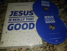 Jesus Is Really That Good Joseph Prince 2 CD Set