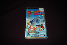 Worms: Open Warfare 2 (Sony PSP, 2007)  COMPLETE