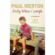 Only When I Laugh: My Autobiography, By Merton, Paul,in Used but Acceptable cond