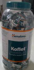 Himalaya Herbal KOFLET JAR * Lozenges. * For Cough and Cold. 200 KOFLETS