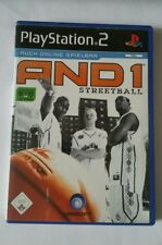 ➡️AND 1 - Streetball (Sony PlayStation 2, 2006, DVD-Box) Spiel Game ps2⬅️