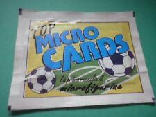 Bustina Figurine Top Micro Cards Vallardi Packet Tüten Pochette CA1