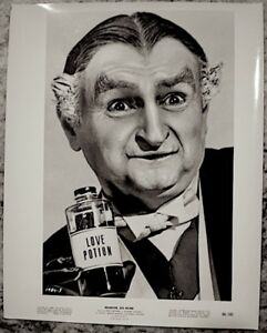 The Munsters Al Lewis Press Photo 1966 Munster Go Home Date Stamped Halloween
