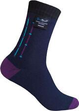 Calcetines de ciclismo azul