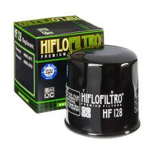 HIFLO HF128 MOTO Recambio Premium Filtro de aceite del motor