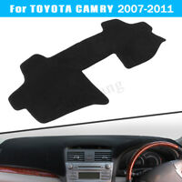Car Dashboard Carpet Sun Cover Dashmat Dash Mat Pad For Toyota Camry 2007-2011
