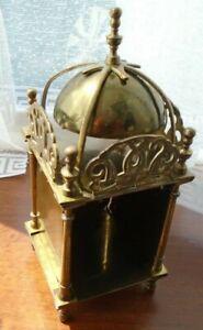 Smiths Brass Lantern Clock Case