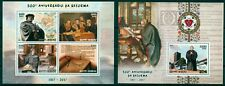 Reformation Martin Luther Protestantism 500 Years Guinea-Bissau MNH stamp set