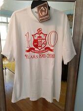 Men's Kappa Alpha Psi 100 years tee-XL