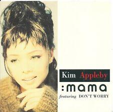 "Kim Appleby – Mama  7"" Vinyl 45rpm P/S"