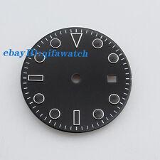 Sterile 28.5mm Black Dial ETA2836 2824,DG2813/3804,Miyota8215 821A Movement P576